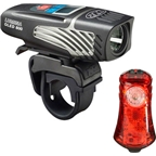 NiteRider Lumina 800 OLED and Sentinel 40 Rechargeable Headlight and Taillight Combo