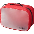 Innate Gear Caravan Compartment Travel Organizer: Red, MD