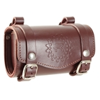 Rivet Saddlebag Larkspur Small Burgundy