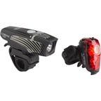 NiteRider Lumina 750 and Solas 40 Rechargeable Headlight and Taillight Set