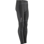 Louis Garneau Solano 2 Chamois Tights: Black
