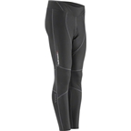 Louis Garneau Women's Solano 2 Chamois Tights: Black