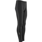 Louis Garneau Training Pants: Black