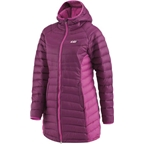Louis Garneau Activate Women's Jacket: Magenta Purple