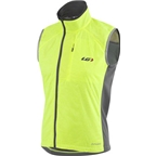 Louis Garneau Alpha Vest: Bright Yellow