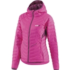 Louis Garneau Approach Women's Jacket: Pink Glow