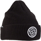 Surly Steel Beanie: Black One Size