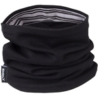 Surly Merino Wool Neck Gaiter: Winter Rainbow Black One Size