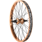 The Shadow Conspiracy Raptor Freecoaster Wheel RHD 36H 9T Copper