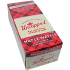 UnTapped Organic Maple Waffle: Box of 16