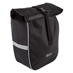 Sunlite Utili-T Waterproof Pannier Black: Single