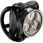 Lezyne Zecto Drive 60 Lumen USB Rechargeable Headlight: Black