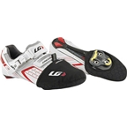 Louis Garneau Toe Thermal Shoe Cover: Black