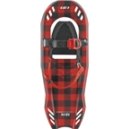 Louis Garneau NEO Kid II Snowshoe: Red Plaid 616