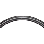 Continental Grand Prix 4000 S II Tire 700 x 25 Black Folding Bead with Black Chili Rubber and Reflex Reflective Stripe