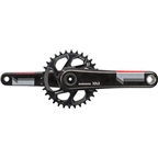 SRAM XX1 FatBike Crankset Q168 GXP 175 Direct Mount 28T Chainring NO BB