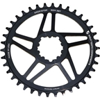 Wolf Tooth Components Direct Mount Drop-Stop 40T Chainring: For SRAM