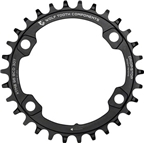 Wolf Tooth Components Drop-Stop 30T Chainring: For Shimano XT 8000