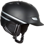 Lazer Dissent Winter 2016 Helmet With Rear LED Light And Multi-Mount: Black