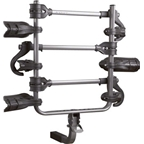 Kuat Transfer 3 Bike Tray Rack: Gun Metal Gray