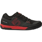 Five Ten Freerider Contact Men's Flat Shoe: Black/Red