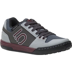 Five Ten Freerider Contact Women's Flat Shoe: Maroon/Onix - Size 7.5
