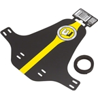 Muckynutz Face Fender Black/Yellow