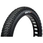 "45NRTH Dillinger 26 x 4.8"" Studded Fatbike Tire 120tpi Folding (258 concave studs)"