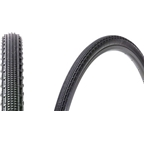 Panaracer GravelKing SK 700 x 40 Folding Tire Semi-Knobby Tread Black