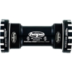 Hope External Bottom Bracket with Stainless Bearings for 68/73mm Black