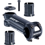 "Zipp Service Course SL-OS Road Stem 100mm, 1.25"", Adjustable Angle, 31.8mm, included shims for 1.125"", Polished"
