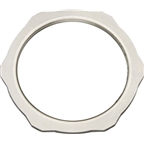 e*thirteen Spider Lockring for all e*thirteen Cranks with Quick Connect, Stainless Steel