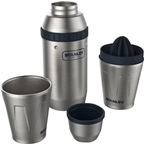 Stanley Adventure Happy Hour 2x System with 1 shaker and 2 cups Stainless