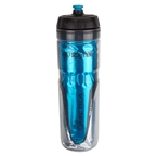 Zefal 165 Arctica Water Bottle - 25oz Blue