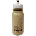 Zefal 166 Water Bottle - 20oz Vintage Beige