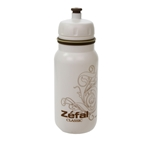 Zefal 166 Water Bottle - 20oz Vintage White