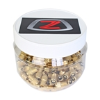 Zefal Presta Valve Adapters - Jar of 150