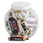 Zefal 16g Threaded CO2 Cartridges - Box of 50