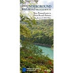 Adventure Cycling Map: Underground RR - Erie, PA to Owensound, ON