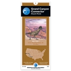 Adventure Cycling Map: Grand Canyon - Cedar City, UT to Tempe, AZ