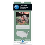 Adventure Cycling Map: Lake Erie - Wolf Lake, MI to Fort Erie, ON