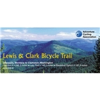 Adventure Cycling Map: Lewis & Clark - Missoula, MT to Clarkstown, WA