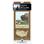 Adventure Cycling Map: Lewis & Clark - Great Falls, MT to Missoula, MT