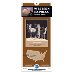 Adventure Cycling Map: Western Express - Dolores, CO to Pueblo, CO