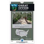 Adventure Cycling Map: Great Divide - South Pass City, WY to Silverthorne, CO