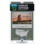 Adventure Cycling Map: Great Divide - Polaris, MT to South Pass City, WY