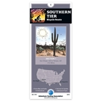 Adventure Cycling Map: Southern Tier - San Diego, CA to Tempe, AZ