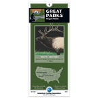 Adventure Cycling Map: Great Parks - Steamboat Springs, CO