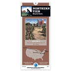 Adventure Cycling Map: Northern Tier - Muscatine, IA to Monroeville, IN