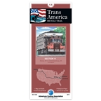 Adventure Cycling Map: TransAmerica Trail - Berea, KY to Christiansburg, VA